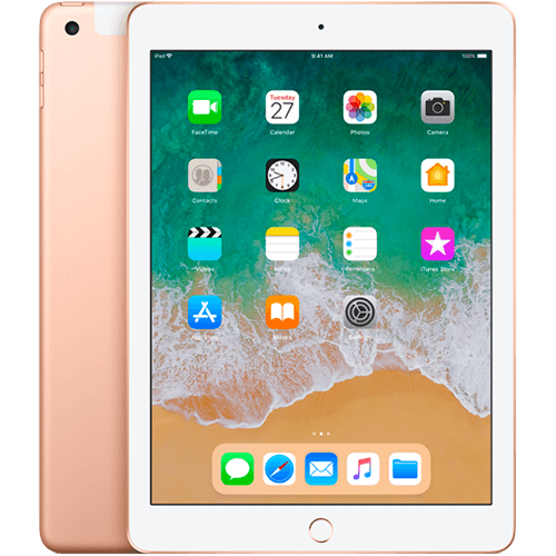 iPad (2018) 128GB WiFi + Cellular